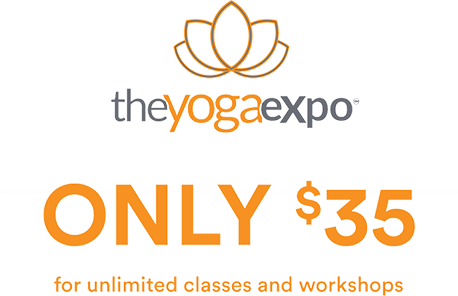 The Yoga Expo Logo